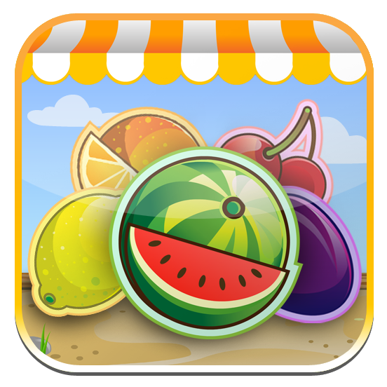 Fruitshop op ipad
